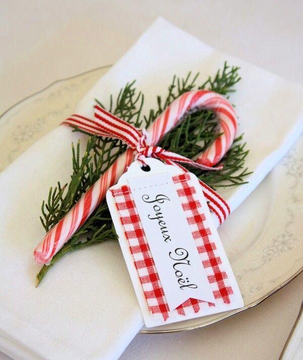 Новогоднее приветствие на тарелке