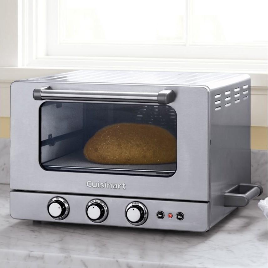 Электрическая малогабаритная духовая печь Cuisinart Brick Oven