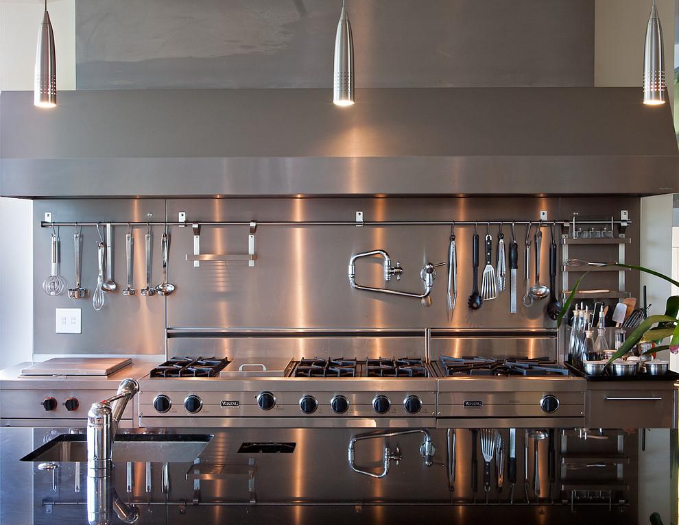 Элементы современного интерьера кухни