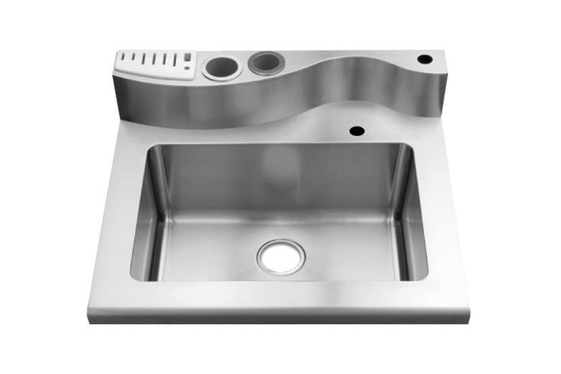 Дизайн кухонной раковины Single Basin Sink