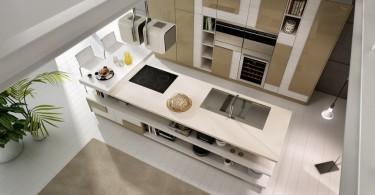 Подборка фото-примеров элегантного современного дизайна кухни