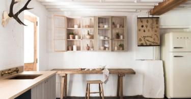 Экологичная кухонная мебель от Себастьяна Кокса