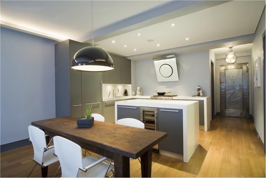 Дизайн кухни со столовой от Element Design Group