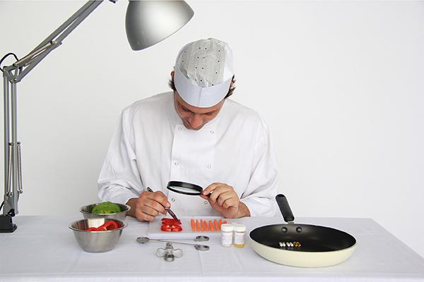Новые приспособления для кухни от Massimo Aurelio Cappella