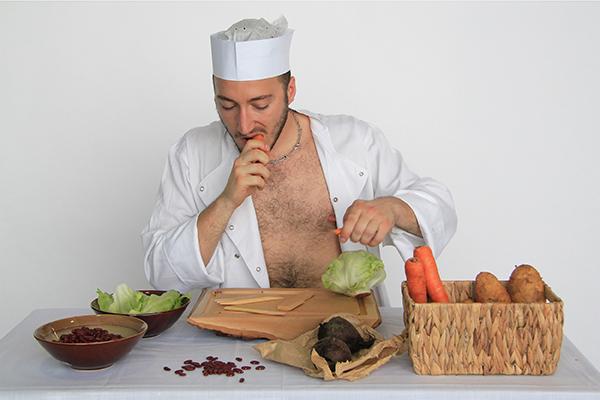 Процесс создания блюда