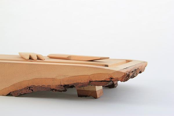 Деревянная доска для разделывания