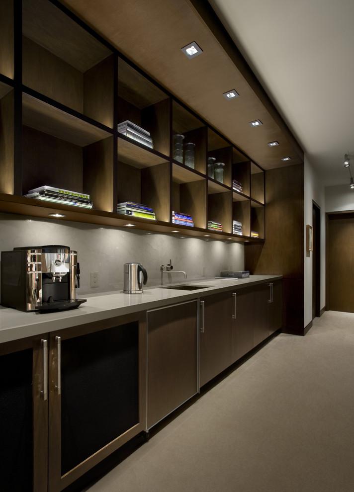 Освещение кухни светодиодными лампами