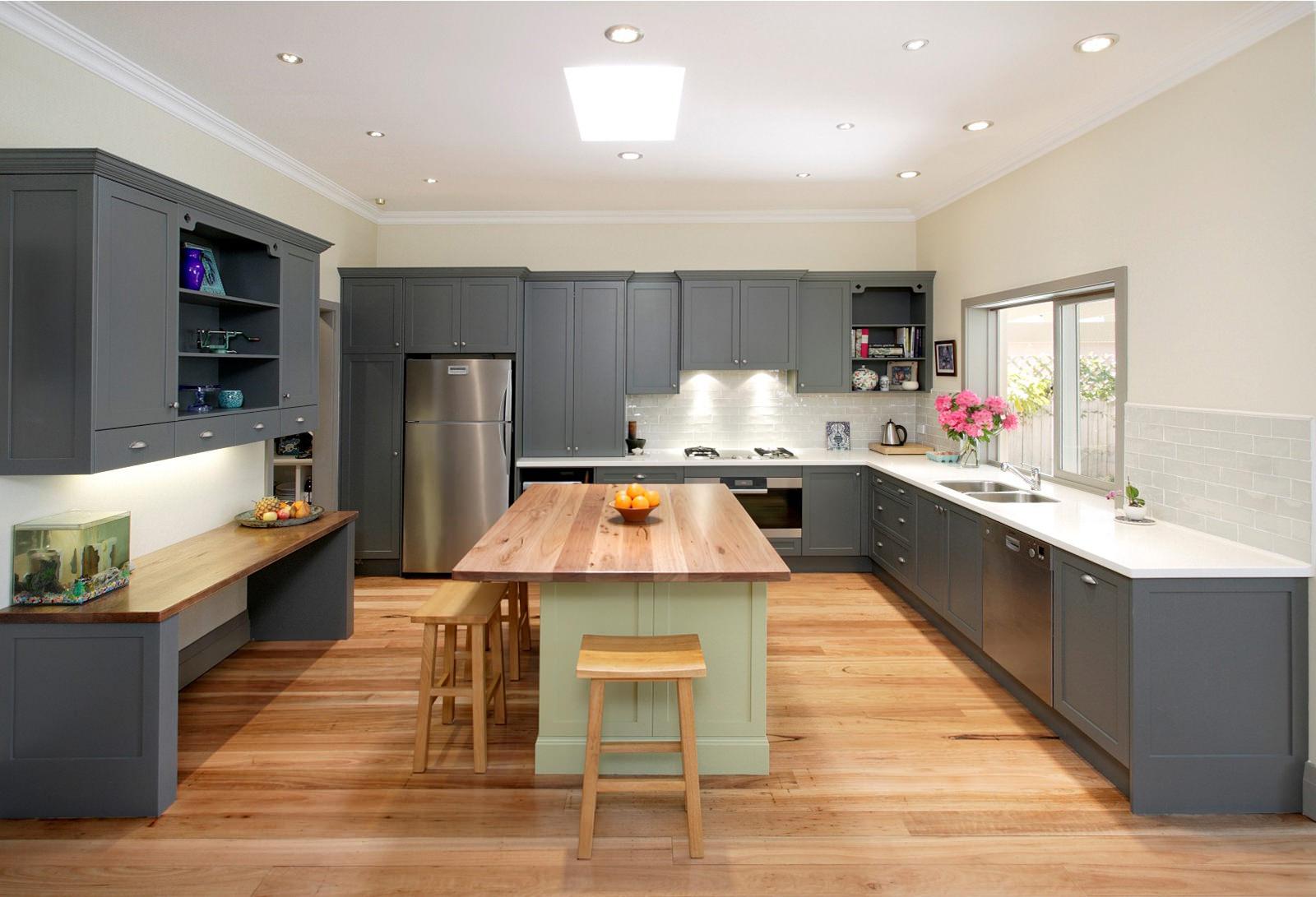 Правильное освещение на кухне. Комплексная подсветка