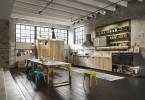Кухня в стиле Loft для компании Snaidero от дизайнера Michele Marcon