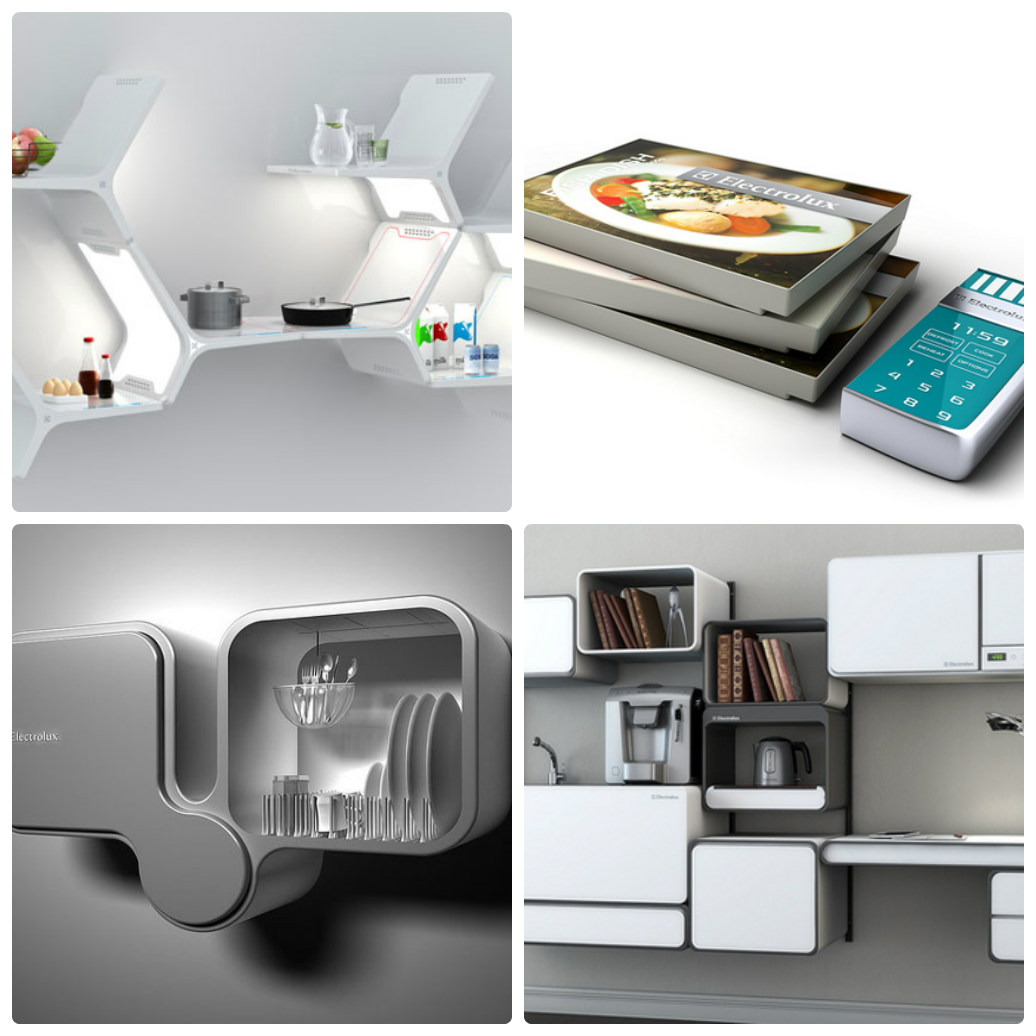 Примеры современной мебели для кухни