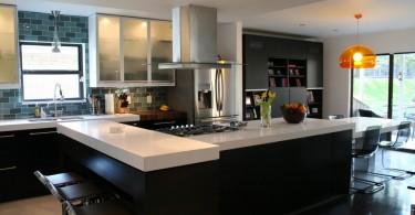 Современная кухня от дизайнера Paola DeValdenebro