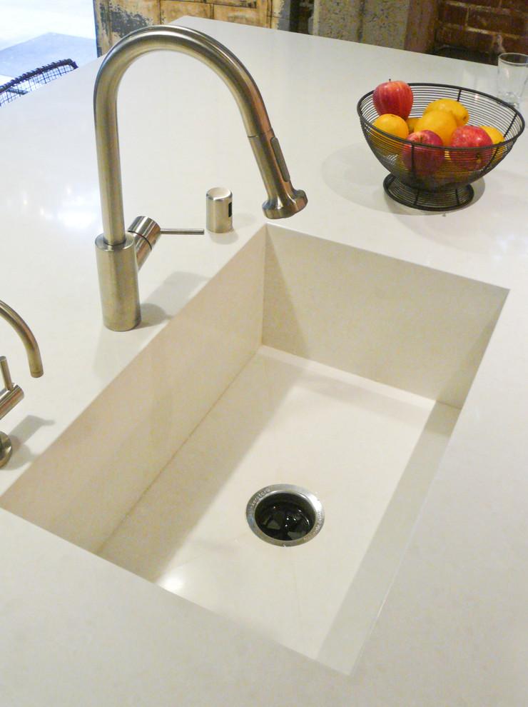 Современный дизайн кухонной раковины от AlterECO,inc