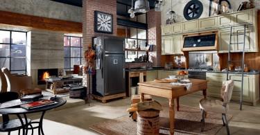 Идеальный кухонный интерьер