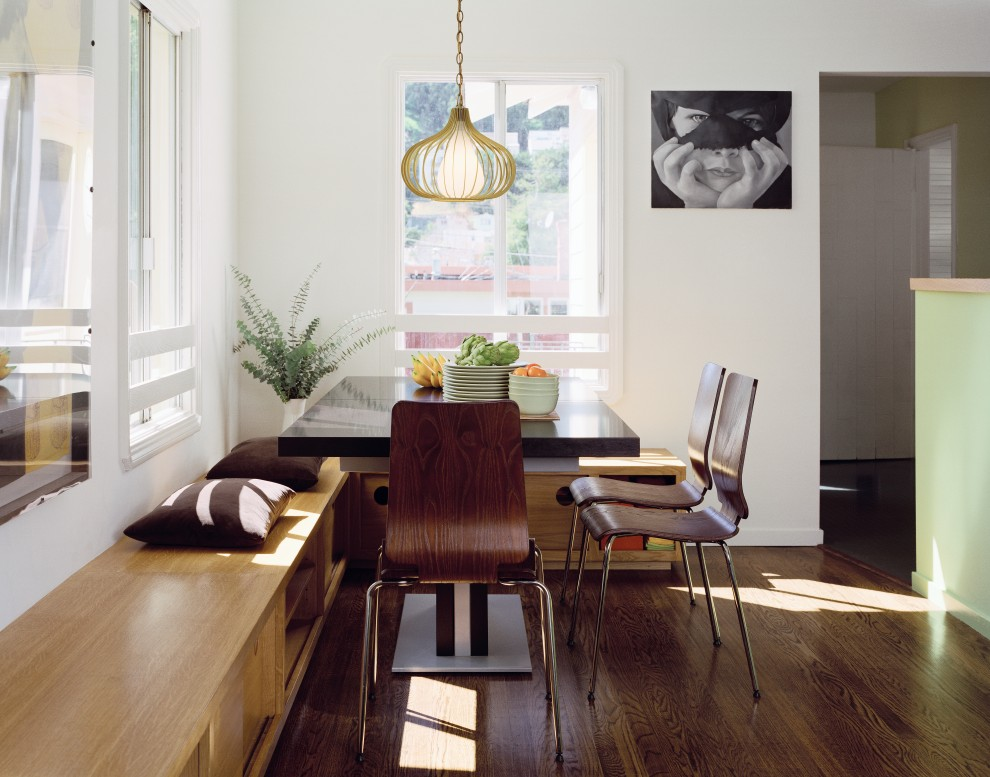 Дизайнерская мебель в столовой