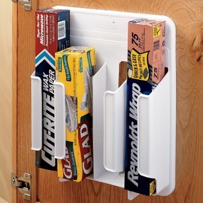 Место для хранения на дверцах