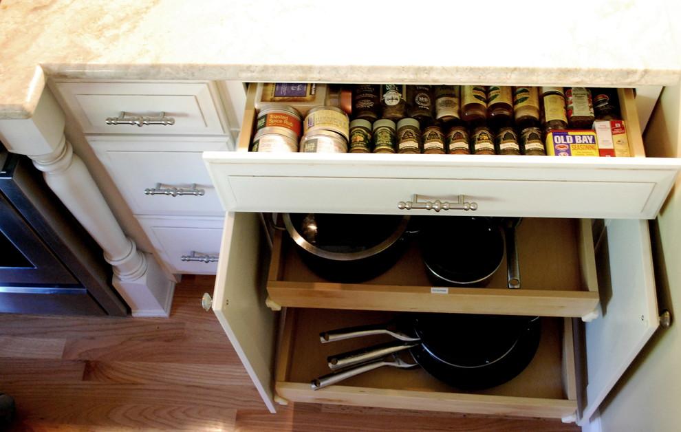 Кухонная мебель для хранения