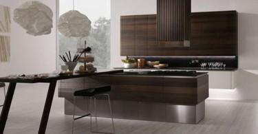 Уникальный дизайн коллекции кухонной мебели от Rational