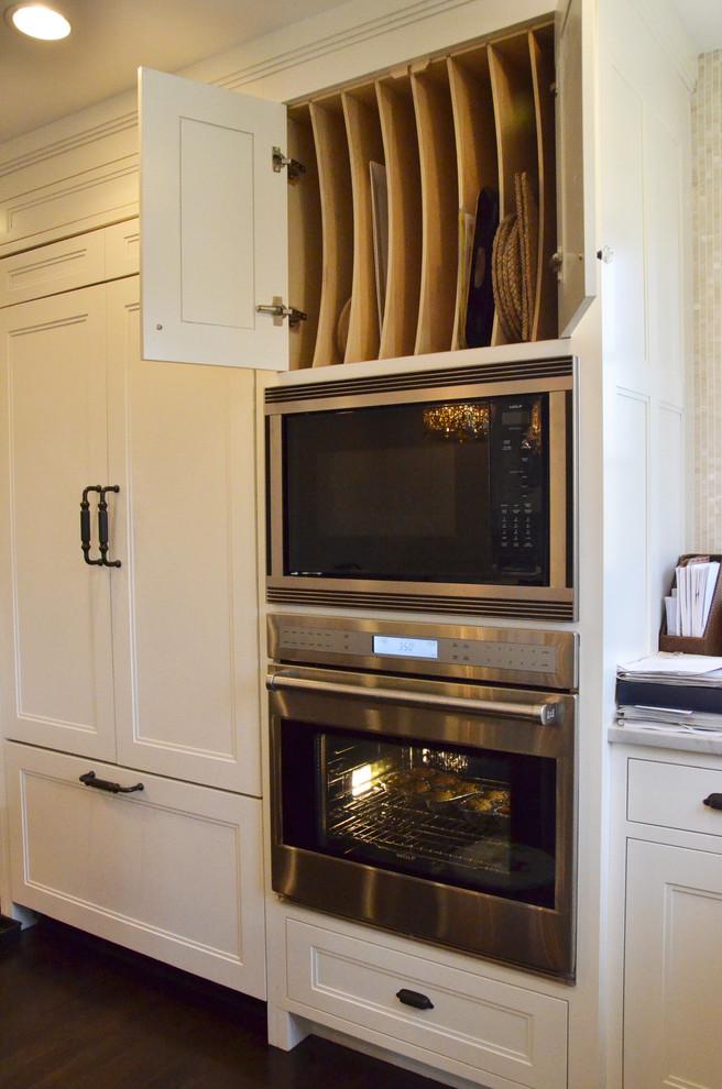 Креативный дизайн системы хранения кухонной посуды и мелких аксессуаров от Studio Dearborn