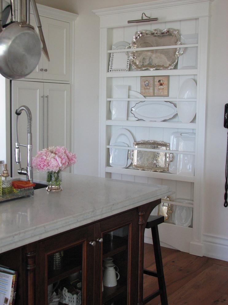 Креативный дизайн системы хранения кухонной посуды и мелких аксессуаров от miriam manzo