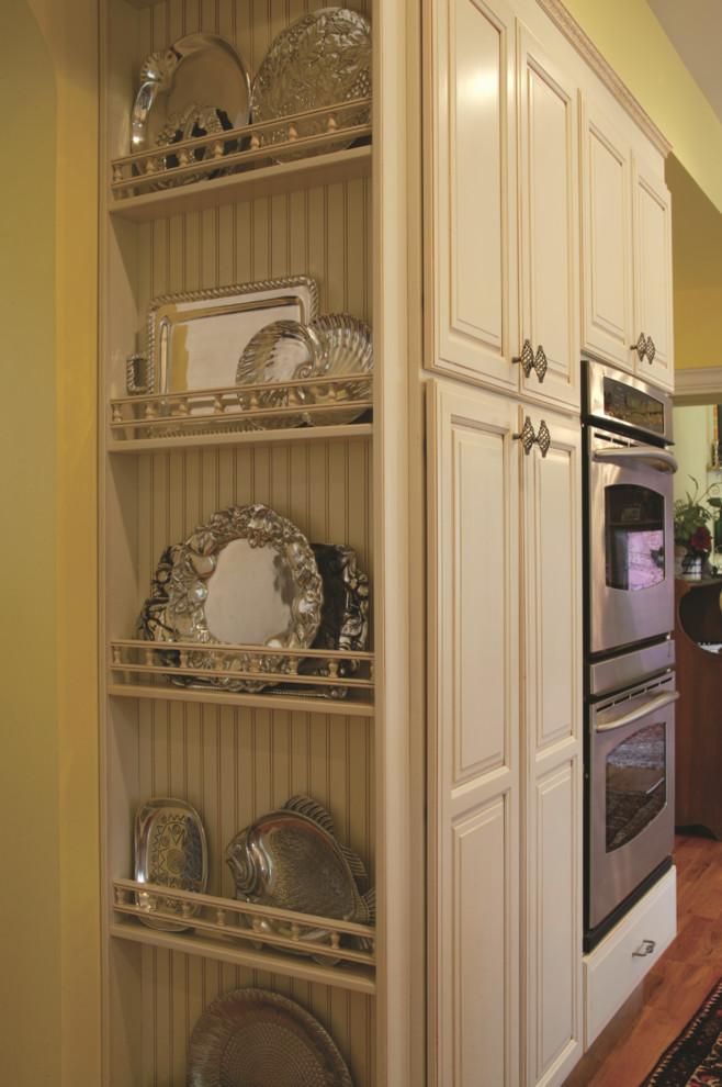 Креативный дизайн системы хранения кухонной посуды и мелких аксессуаров от david lyles developers
