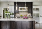 Кухонный гарнитур в стиле шейкер