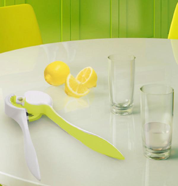 Боковой сквизер для лимона