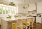 Несколько идей для создания кухонного острова вашей мечты
