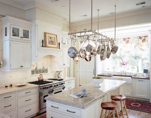 Системы хранения для кухни - металлическая консоль