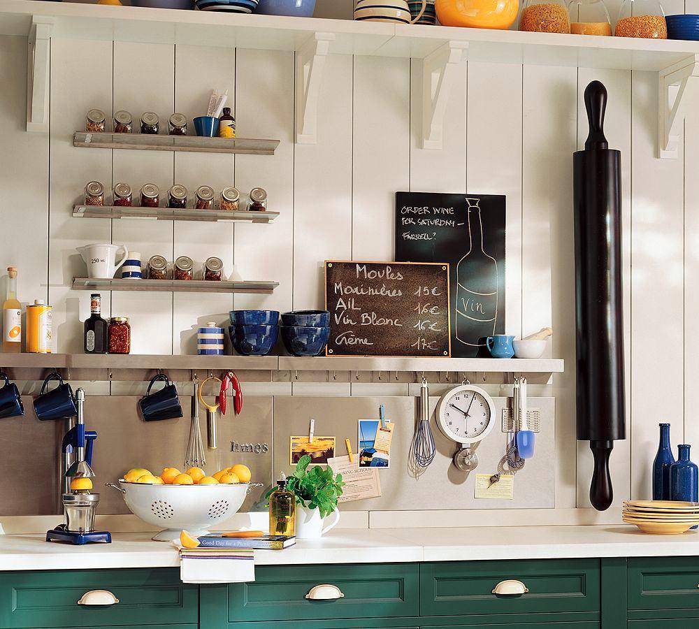 Системы хранения для кухни - полка для специй