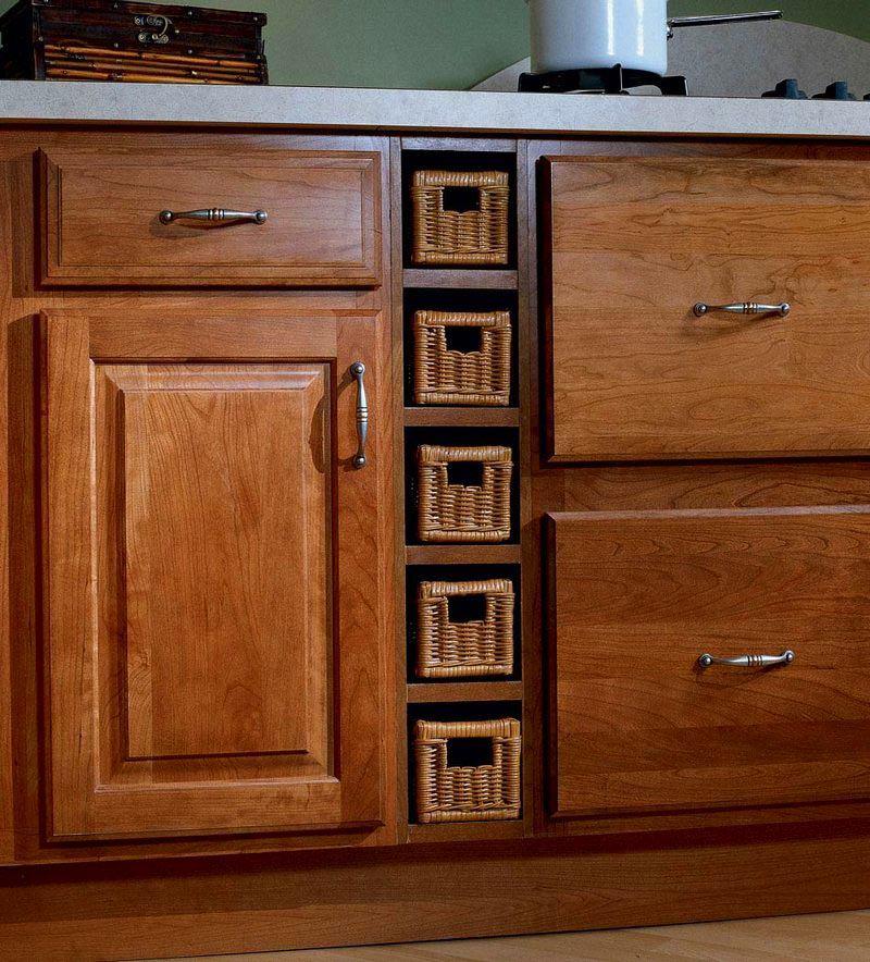 Системы хранения для кухни - корзинки