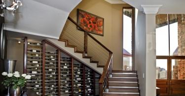 Оригинальные идеи и примеры хранения вин в домашних условиях