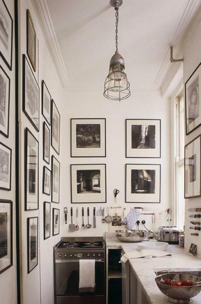 Фотографии на кухне