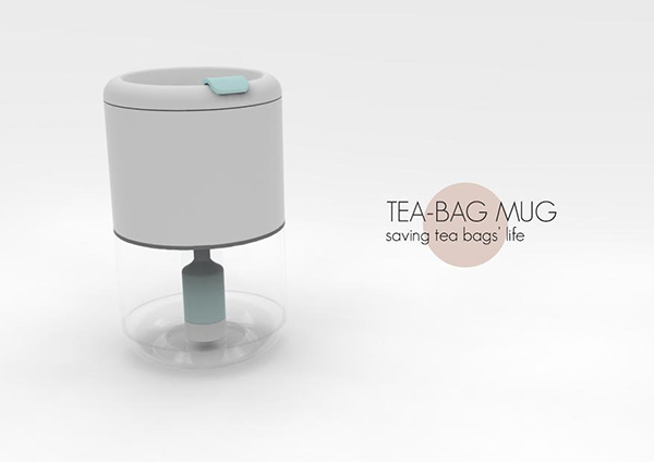 Заварник для чая TEA-BAG LIFE SAVER