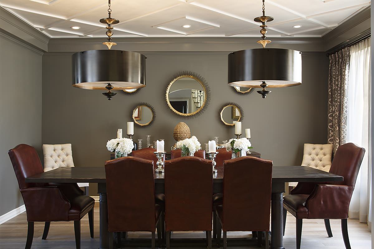 How to choose a dining table and dining chairs