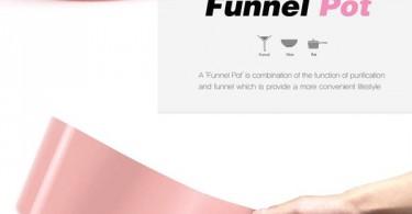 Стильный и практичный Funnel Pot