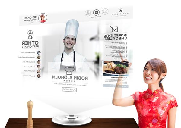 Хай-тек прибор на кухне