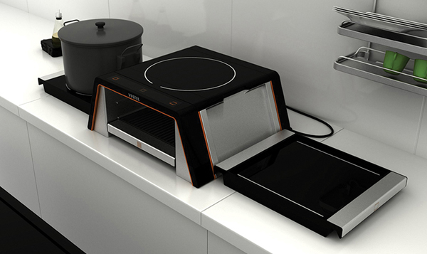 Плита для приготовления пищи