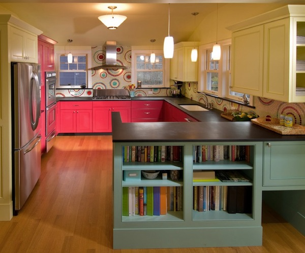 Узоры на кухонном фартуке