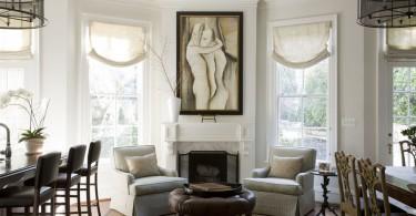 Великолепный дизайн интерьера кухни в традиционном стиле от Patrick Sutton Associates