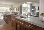 Великолепный дизайн интерьера кухни с двумия островами от Exquisite Kitchen Design