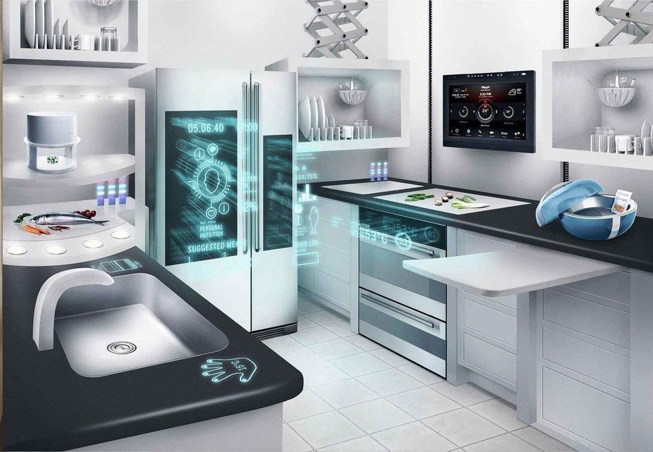 Хай-тек устройства на кухне