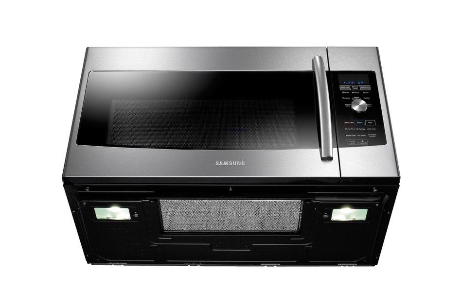 Микроволновая печь нового поколения
