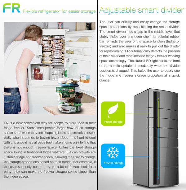 Возможности современного холодильника