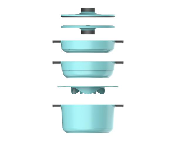 Набор посуды для приготовления