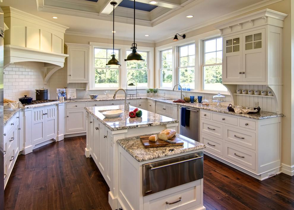 Встроенный шкаф в кухонный остров