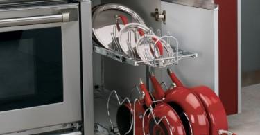 Система хранения для сковородок и крышек