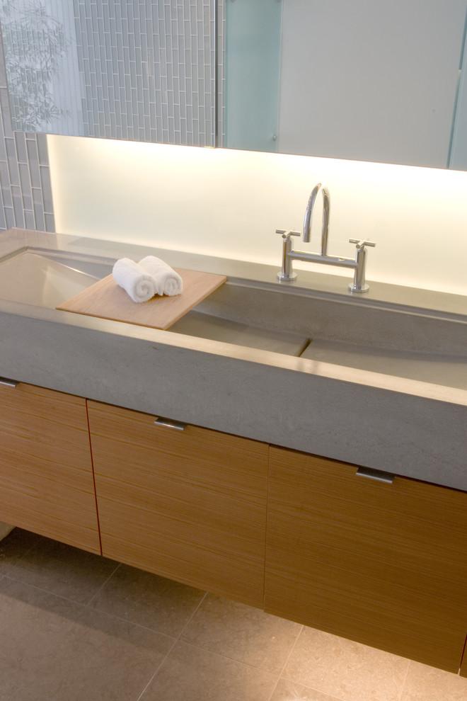 Ванная комната от modern house architects