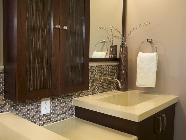 Санузел от Six Walls Interior Design