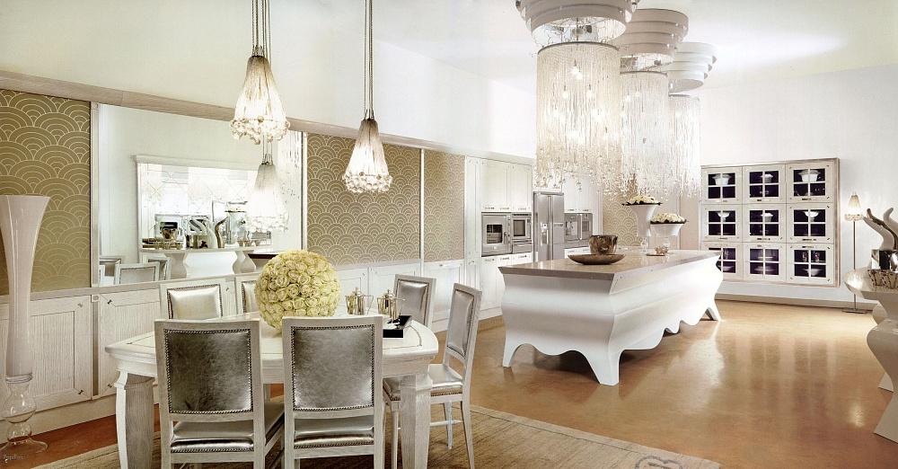 Роскошный кухонный гарнитур Artisan Papillon от Brummel