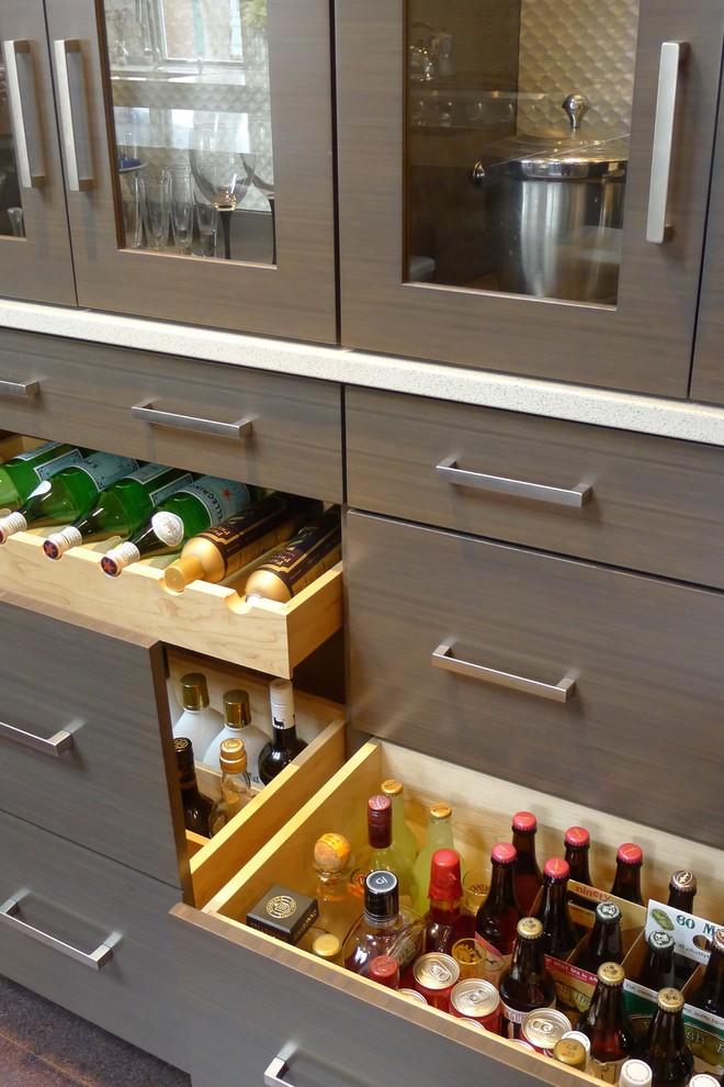 Ящики для хранения бутылок